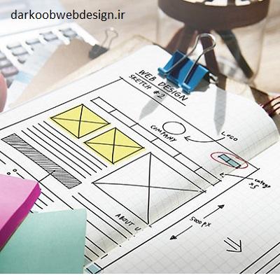 طراحی قالب وردپرس