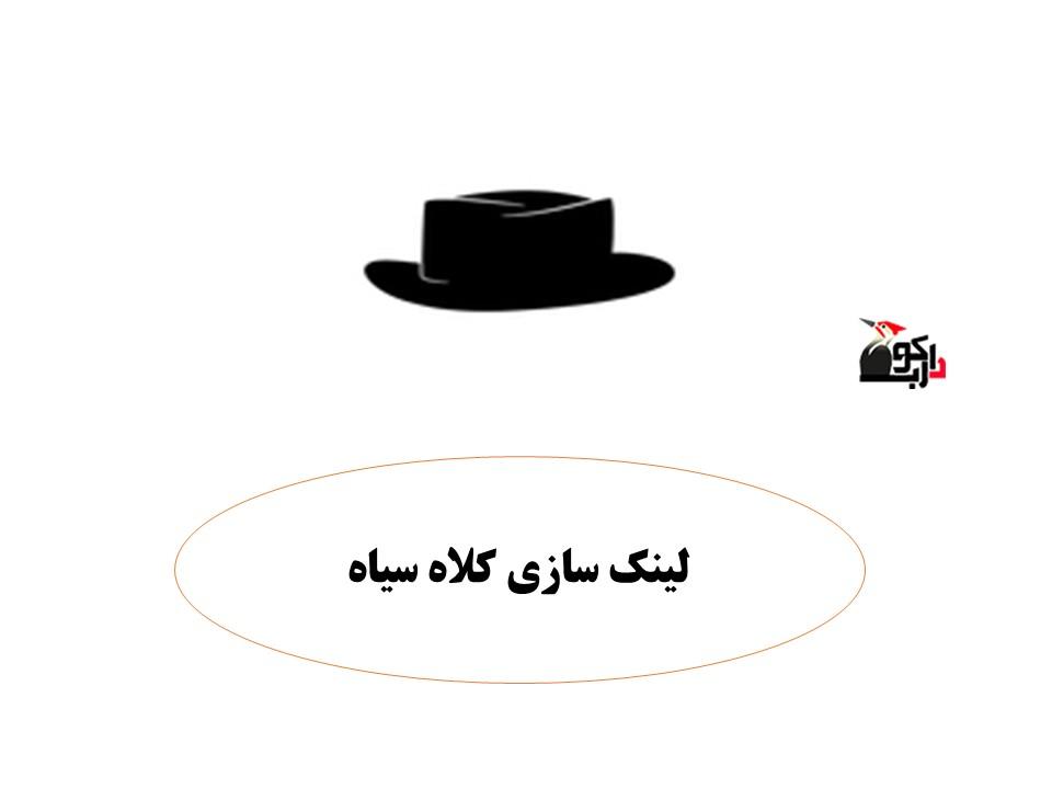 بک لینک کلاه سیاه