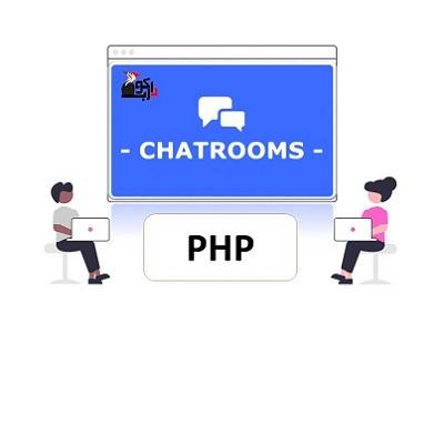 آموزش ساخت چت روم با php