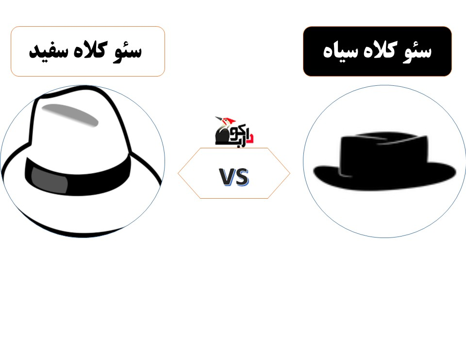 سئو کلاه سفید در مقابل سئو کلاه سیاه