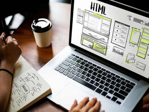 ساخت وب سایت شرکتی
