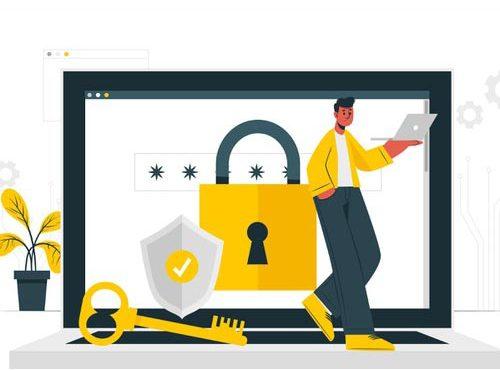 انتخب رمز عبور قوی سایت